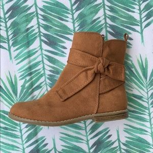 GIRLS GAP BOOTS
